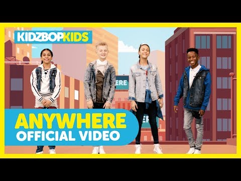 KIDZ BOP Kids - Anywhere  [KIDZ BOP Summer '18]