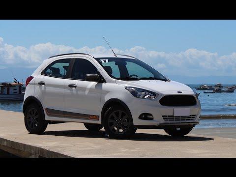 Ford Ka Trail Em Detalhes Falando De Carro