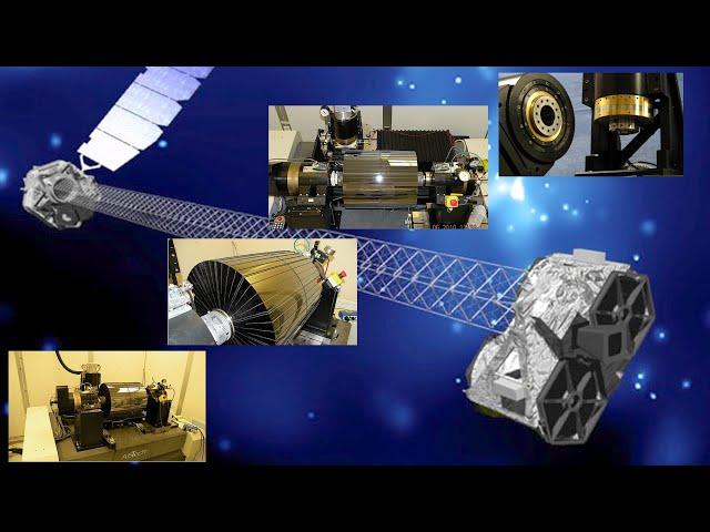 Multi-functional air bearing machines for NASA NuSTAR X-ray Telescope