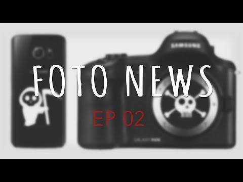 Smartphones estão acabando com empresas de camera digitais - FOTO NEWS EP#02