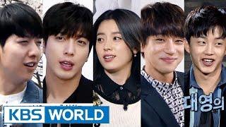 Entertainment Weekly | 연예가중계 - CNBLUE, Hwang Chiyeol, Han Hyojoo [ENG/2016.04.15]
