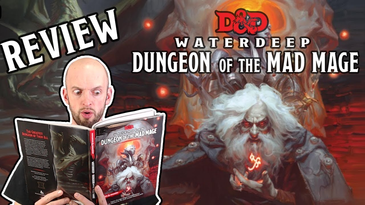 Waterdeep: Dungeon of the Mad Mage REVIEW