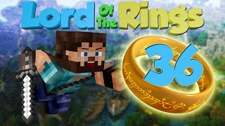 Minecraft Lord of the Rings | MIDDLE EARTH ADVENTURES | Ep.36 - NEW LANDS, NEW QUESTS!!!
