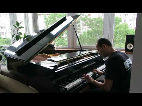 first piano recording on my new bechstein piano