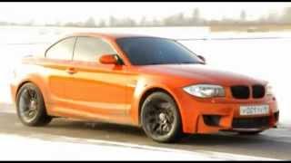 Как делать дрифт - Алан Енилеев и BMW 1M (Саня респект!)