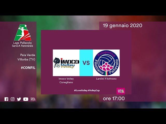 Conegliano - Filottrano | Speciale | 15^ Giornata | Lega Volley Femminile 2019/20