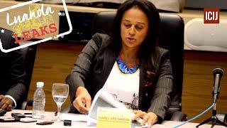 Luanda Leaks: 'a Global Story'