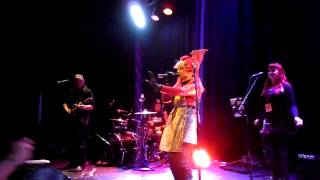 Toyah - Our Movie live @The Electric Palace, Bridport 26.10.2012