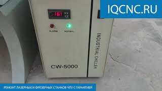 Ремонт лазерного станка LTI-Z1040 в г. Москва 09.10.2019