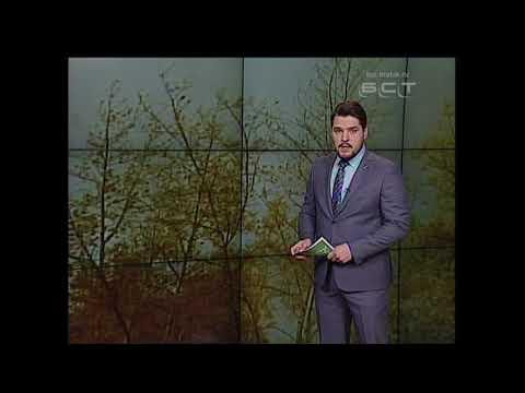 Погода на неделю в Братске сначала тепло, потом дождь и похолодание