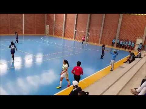 Campeonato Nacional de Futball Sala Femenino 2017 Cumanda vs D  Quito