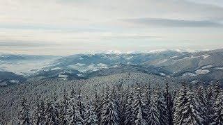 Как я взял в зимние горы свою маму.