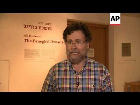 Tel Aviv museum puts priceless works of art in safe storage