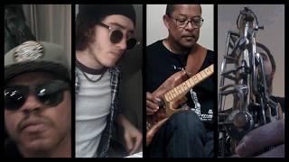 3-Dee Nucleus - Just Glide - Split Screen Jam