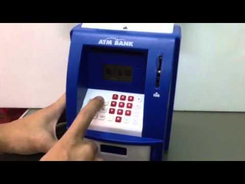 กระปุกออมสิน ATM Bank