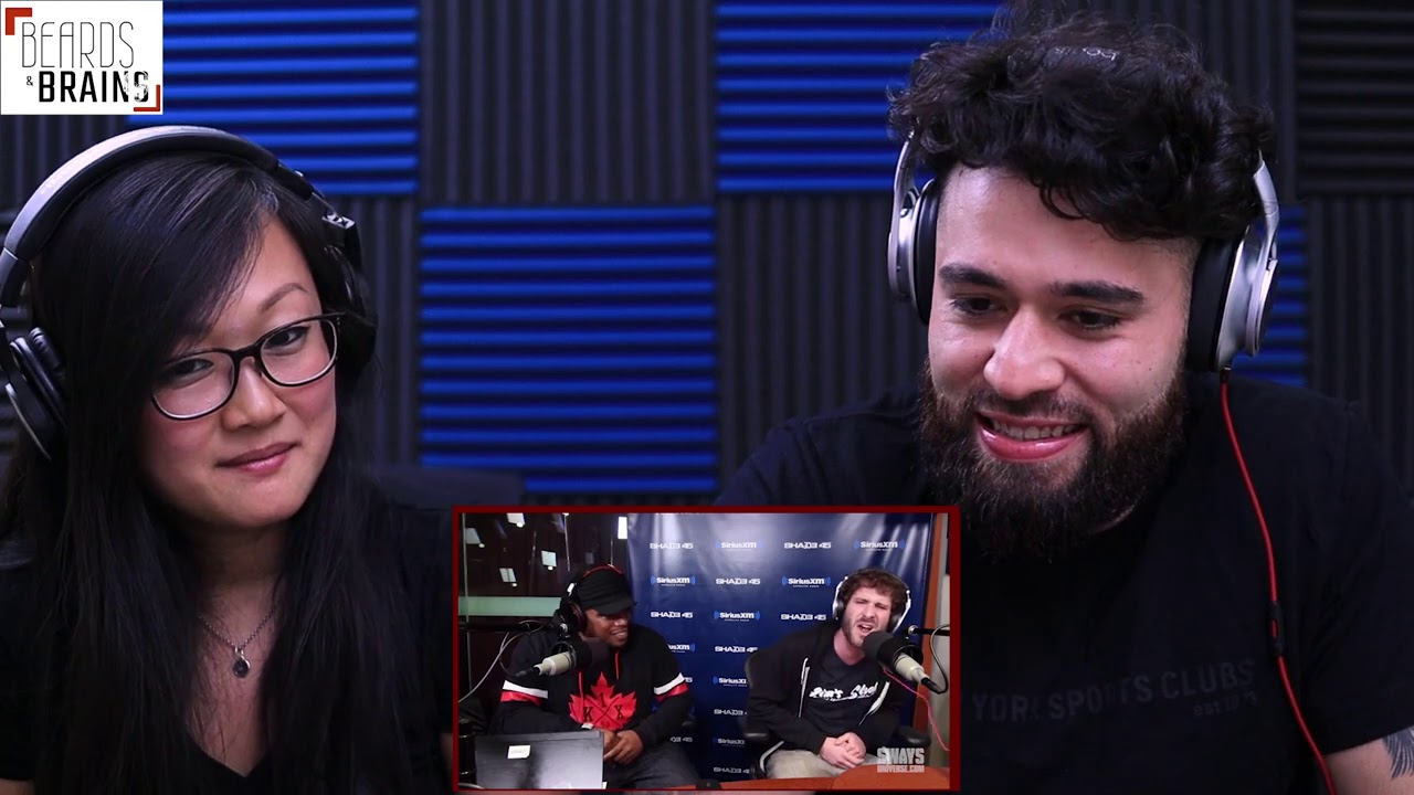 Download Lil Dicky Steps Up to the Mic Sway In The Morning Freestyle - Reaction