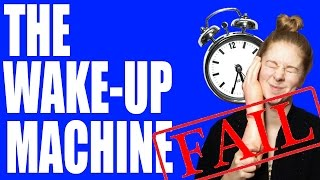 Wake-up Machine FAIL