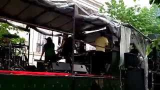 Royal de Luxe Nantes 2014 - Concert voiture arrière