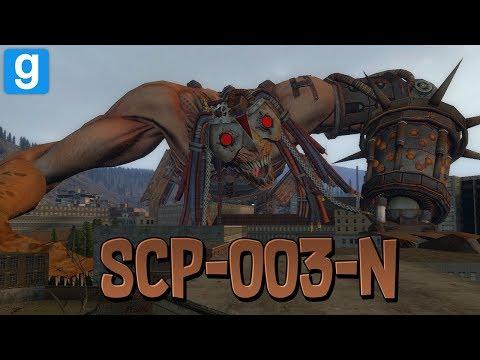 SCP RP // SCP-003-N LE JUGGERNAUT !! - Garry's Mod
