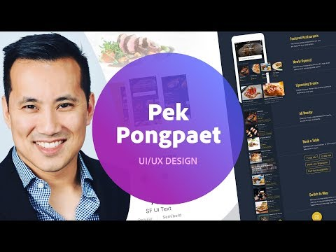 Building a Case Study with Pek Pongpaet - 1 of 3