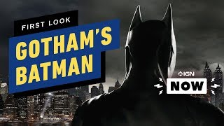 Batman's Back in Gotham First Look - IGN Now