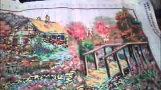 видео Алекс экспресс вышивки наборя