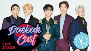 Day6 Album Review & Unpopular K-Pop Opinions (w/ Umu from ReacttotheK) - DaebakCast Ep. 101 (LIVE)