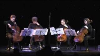 Fisheye - Apocalyptica - Triple Door Cello Quartet