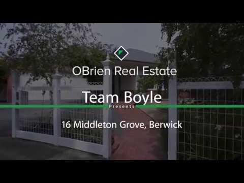 16 Middleton Grove, Berwick