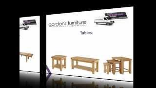 Gordons Furniture Collection - Rustic Furniture Specialists