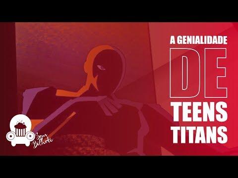 Quem é o Slade? A genialidade de Teens Titans! (Animação)