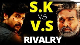 Vijay Sethupathi vs Sivakarthikeyan! are They Becoming next Thala vs Thalapathy of Kollywood???