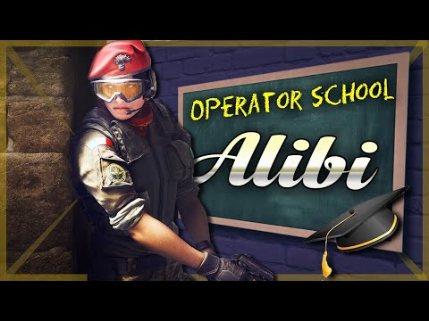 Why You Should Use ALIBI in Rainbow Six Siege!