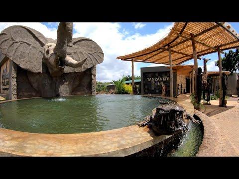 African Galleria - biggest souvenir shop in Tanzania