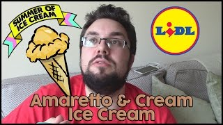 Amaretto & Cream Ice Cream Review
