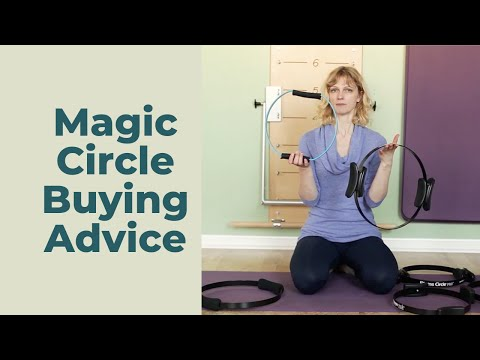 What to Look For When Buying a Magic Circle⎮Pilates Ring Buying Advice