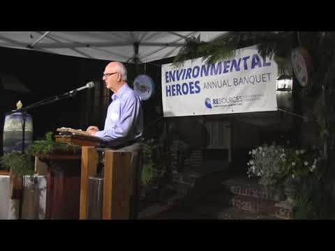Environmental Hero Bob Aegerter — Political and environmental activist