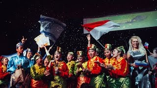 Immerse yourself in the fascinating international festivals and competitions thumbnail