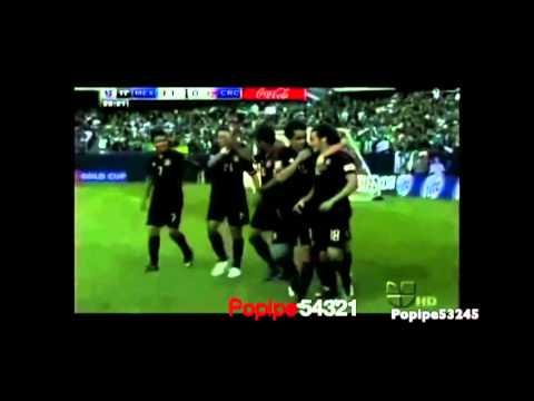 Mexico-Mejores goles de la Copa Oro 2011