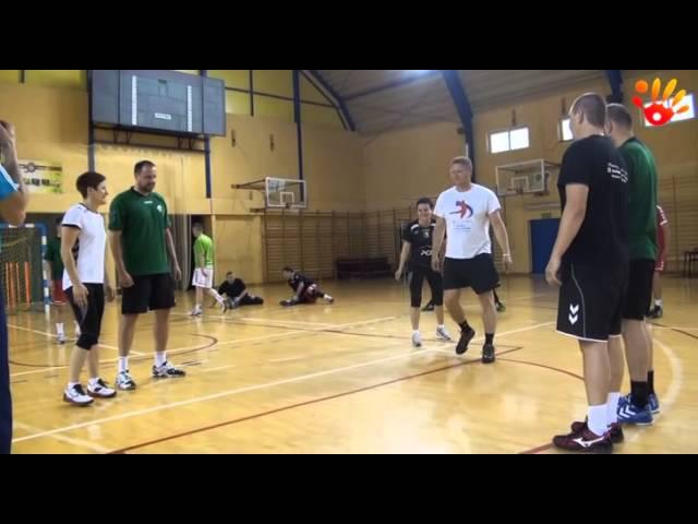 Ćwiczenia w ataku i obronie