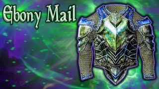Skyrim SE - Ebony Mail - Unique Armor Guide