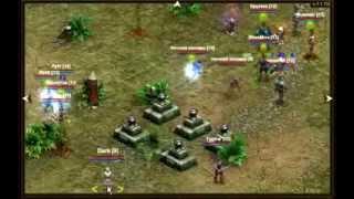 Видео обзор браузерной онлайн игры Раздор