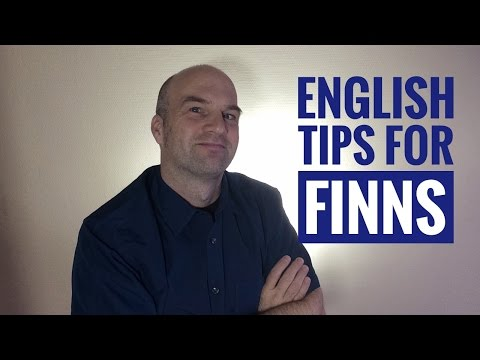 Five More Common English Mistakes Made by Finns
