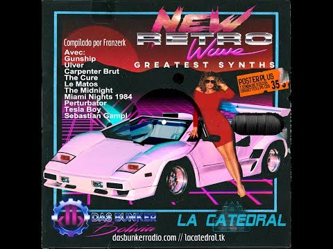db RADIO - New Retro Wave - Greatest Synths