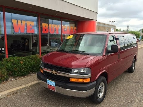 2008 Chevrolet Express 3500 15 Passenger Hometown Motors of Wausau Used cars