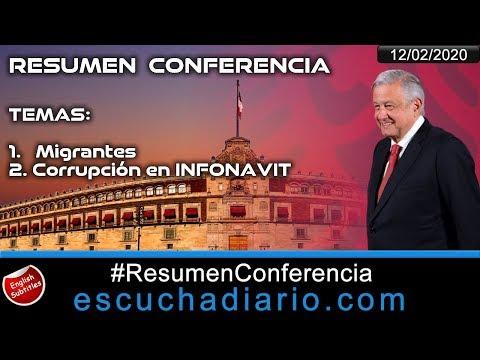FRAUDE DE 5 MIL MILLONES DE PESOS EN INFONAVIT | Resumen Conferencia AMLO