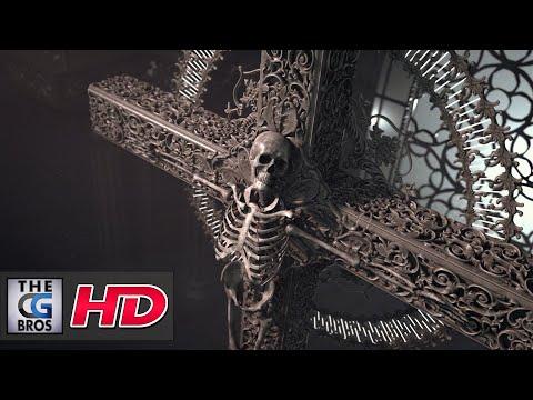 """CGI 3D Animated Short: """"EMUNAH""""  - by DOMCAKE"""
