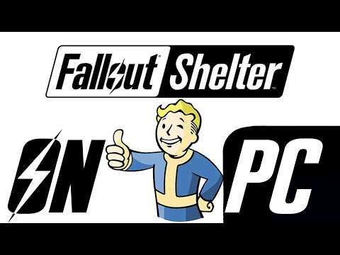 Fallout Shelter PC [DOWNLOAD]