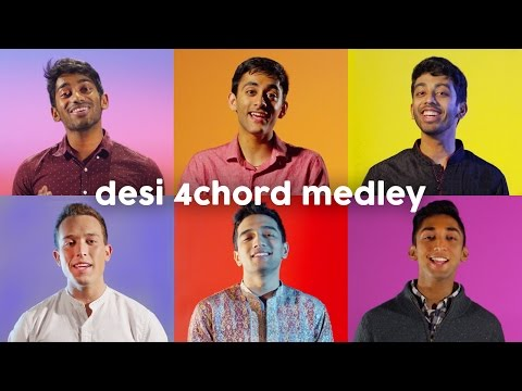 Desi 4Chord Medley - Penn Masala
