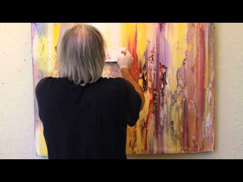 James Leonard: Abstract Painter